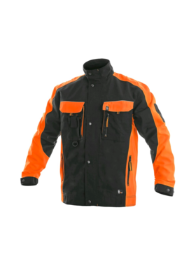 SIRIUS BRIGHTON JACKET ORANGE