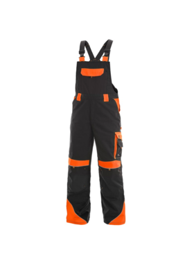 SIRIUS BRIGHTON BIBPANTS ORANGE